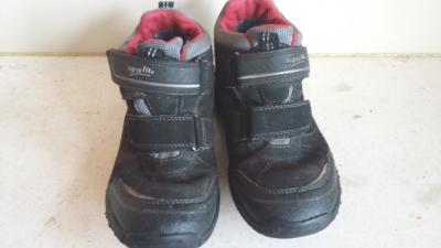Prodám nošené na jaře a podzim kotníkové goretexové boty zn. Superfit vel.  32 a 33. Vel. 32 - délka stélky 20cm ef2ebaae7e